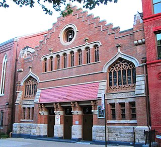 Church of St. Catherine of Genoa (Manhattan) church building in Manhattan, United States of America