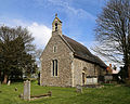 Church of St Margaret, Margaret Roding Essex England - from southwest.jpg