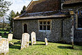 Church of St Mary and St Christopher, Panfield - vestry.jpg