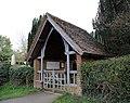 Church of St Thomas, Upshire, Essex, England - Lychgate.jpg