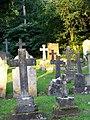 Churchyard, St Mary's Church, Alderbury - geograph.org.uk - 928925.jpg