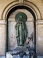Cimitero monumentale Vantiniano famiglia Da Ponte Domenico Ghidoni Brescia frontale.jpg