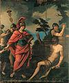 Circle of Giovanni Francesco Romanelli - Alexander and Diogenes.jpg