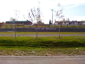 Wasilla, Alaska - Image: Cityofwasilla