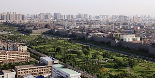 Datong Prefecture-level city in Shanxi, Peoples Republic of China