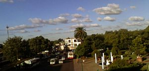 Ituzaingó, Buenos Aires - San Martín Plaza, Ituzaingó.
