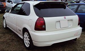 Honda Civic Type R - Honda Civic Type R (EK9) rear