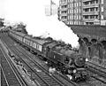Clapham Junction with Victoria - Tunbridge Wells West train (steam-hauled) geograph-2809140-by-Ben-Brooksbank.jpg