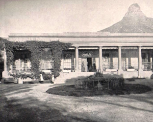 Saul Solomon - Clarensville House in Sea Point
