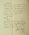 Claretie - Jules Verne, 1883, autographe.jpg