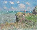 Claude Monet - Cliff Walk at Pourville - Google Art Project.jpg