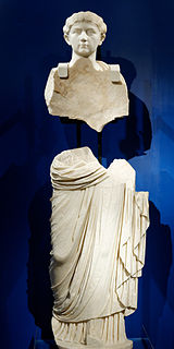 Claudia Antonia daughter of Emperor Claudius