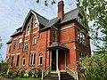 Cleveland, Central, 2018 - Sarah Benedict House, Prospect Avenue Historic District, Midtown, Cleveland, OH (28286378508).jpg