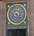 Clock-Calendar on Bracken House - geograph.org.uk - 1304709.jpg