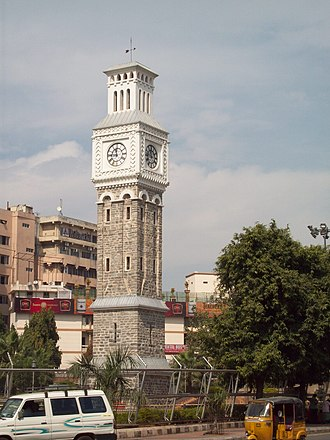 Secunderabad - Secunderabad Clock Tower,