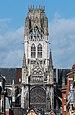 Clocktower of Abbaye Saint-Ouen, South-East View 20140215 1.jpg
