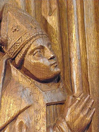 Louis de Gorrevod - Statue of Louis de Gorrevod in the Église Notre-Dame (Bourg-en-Bresse).