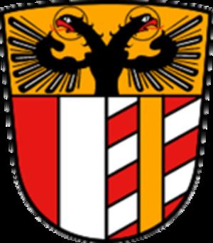 Auerbach (Horgau) - Coat of arms of Schwaben