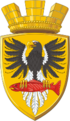 Coat of Arms of Elizovo (2009) (Kamchatka krai).png