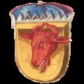 Coat of Arms of Vidin Bulgaria, Konrad Grünenberg 1602-04.png