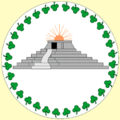 Coat of arms of Huehuetango.png