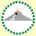 Coat of arms of Huehuetango.png