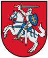 Coat of arms of Lithuania redraw from original.png