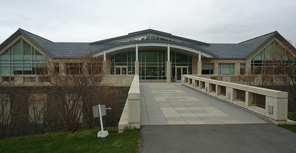Colgate University building