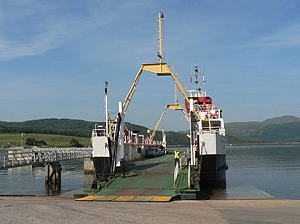 Colintraive - Colintraive, Bute ferry - geograph.org.uk - 922087