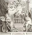 Collection de cent-vingt estampes, gravée d'après les tableaux and dessins qui composoient le cabinet de m. Poullain précédée d'un abrégé historique de la vie des auteurs qui la composent Cette suite (14755866216).jpg