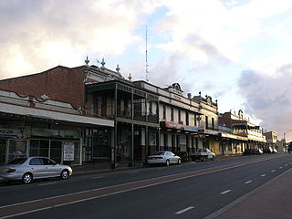 Collie, Western Australia Town in Western Australia
