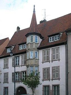 Colmar maison (9 rue de Turenne).JPG