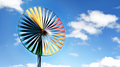 Colorful pinwheel in Quito.png