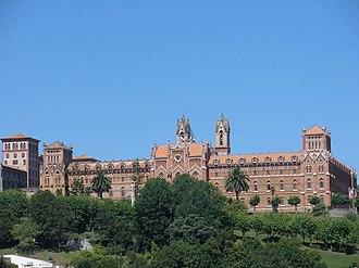 Comillas - Image: Comillas Universidad Pontificia 1