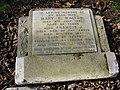 Commonwealth War Grave in Jarrow Cemetery (WW2-50) - geograph.org.uk - 1605475.jpg