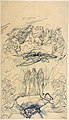 Composition Study with Three Figures Standing on a Rock MET DP807361.jpg