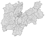 Locatio Metateutonicae in provincia Tridentina