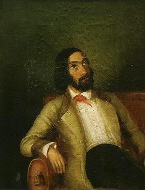 C. A. Rosetti - C. A. Rosetti, portrait by  Constantin Daniel Rosenthal