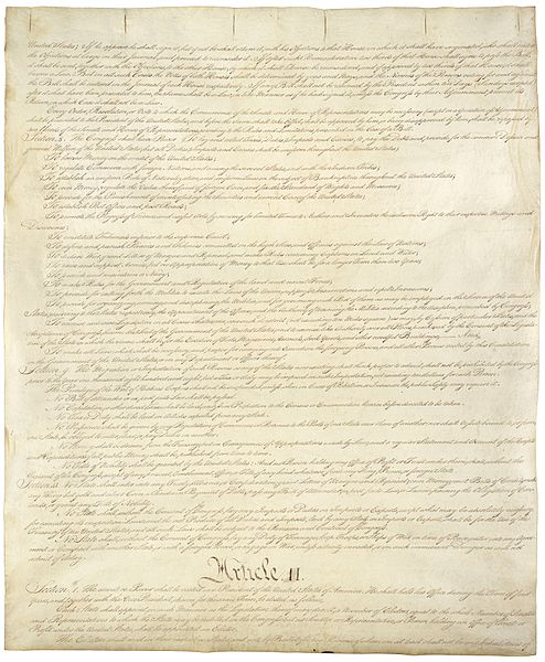 the origins of the constitution and its use in the modern day united states The united states constitution was adopted on september 17, 1787, by the   we encourage all americans to observe this important day in our nation's history .
