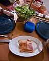 Copper River sockeye smoked salmon wartet auf anrichten 07.04.2012 20-29-07.jpg
