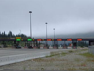 British Columbia Highway 5 - Image: Coquilhalla Highway