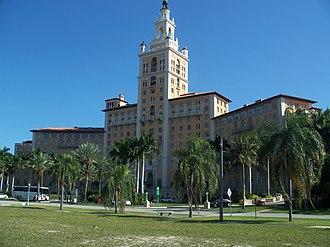 Miami Biltmore Hotel - The Biltmore in March, 2011