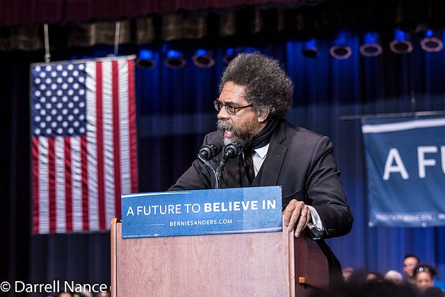 Cornel West, DSA Honorary Chair