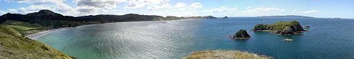 Coromandel Peninsula Panorama