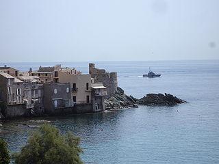 Brando, Haute-Corse Commune in Corsica, France