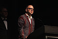 Cory Doctorow Hugo Awards ceremony 2010.jpg