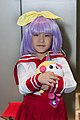Cosplayer of Tsukasa Hiiragi at Anime Festival Asia 20131109.jpg