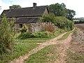 Cottage at Elwell, near Withington - geograph.org.uk - 731342.jpg