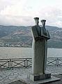 Couple au bord du lac de Ioannina.JPG