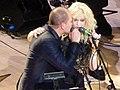 Courtney Love & Gavin Friday at Carnegie Hall (3983655148).jpg